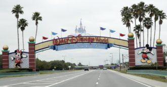"""Coronavirus, Disney World manda a casa a casa i dipendenti: 200 italiani bloccati in Florida. """"Non lasciateci in mezzo alla strada"""""""
