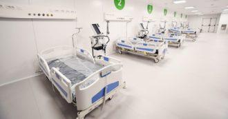 """Ospedale Fiera Milano, il primario: """"Lo chiuderemo a breve se le cose vanno avanti così"""". Regione: """"Decisione non ancora presa"""""""
