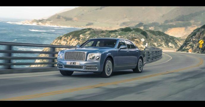 Bentley Mulsanne, dieci anni di eleganza ed esclusività da celebrare – VIDEO
