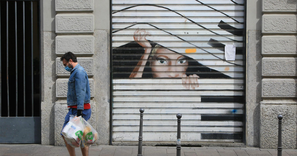 """Fase 2. La """"secessione"""" di nord e Sicilia"""
