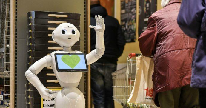 Dal coronavirus ci salveranno i robot. E il reddito universale gli darà una mano