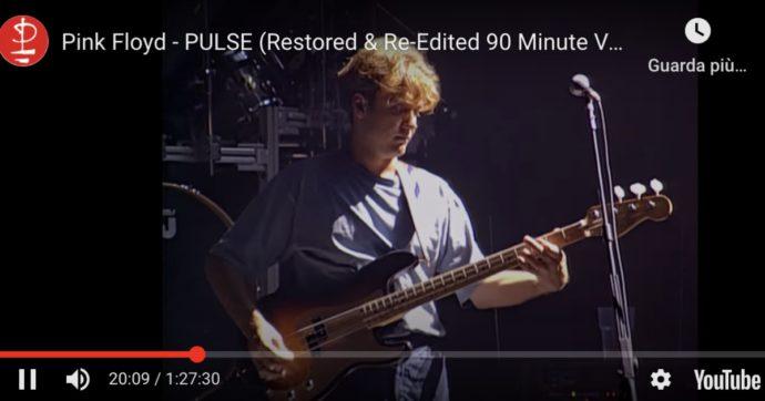 Coronavirus, i Pink Floyd mettono online gratis i loro concerti: il primo è Pulse del 1995, 900mila visualizzazioni in 24 ore