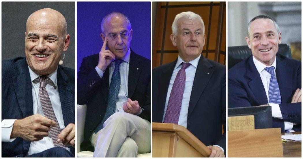 Nomine, ai vertici di Eni, Enel, Leonardo e Poste restano i manager scelti da Renzi e Gentiloni: cambiano solo i presidenti. I 5 Stelle indicano gli ad di Enav, Mps e Terna