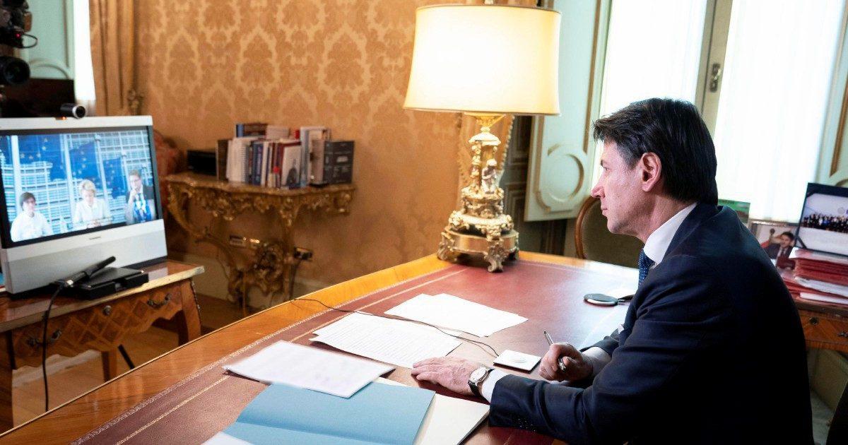 """Conte e l'opzione veto: """"Mes screditato, la Ue si salva coi nuovi bond"""""""
