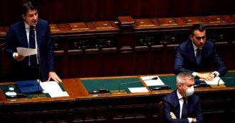 """Conte al Parlamento: 'Nuovo decreto per 50 miliardi. Fase 2 complessa, ci sarà piano strutturato"""". Su trattative Ue: """"Sostegno a proposte di Francia e Spagna, su condizionalità Mes attendo regolamenti attuativi'"""