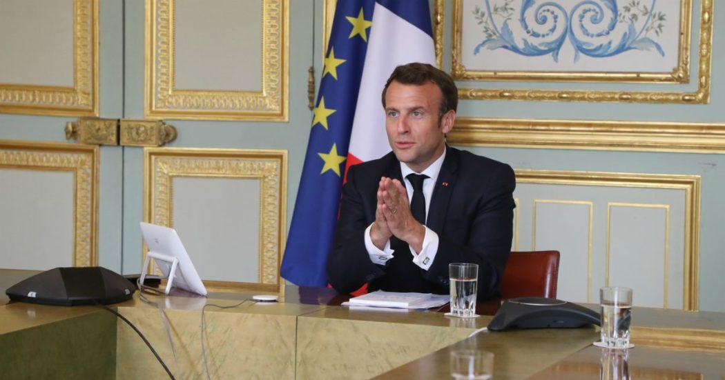 Coronavirs, il piano per il rientro a scuola in Francia: prima le elementari in gruppi da 15, dal 25 maggio tutti in classe con alternanza