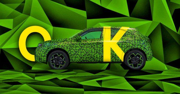 Opel Mokka, la versione elettrica del suv in vendita a inizio del prossimo anno