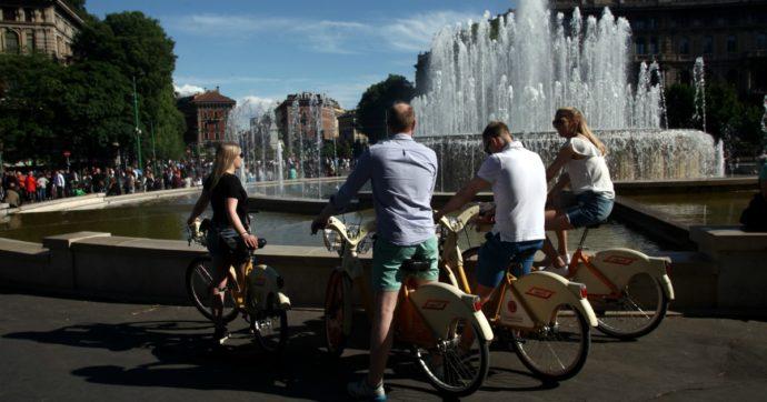 Coronavirus, più ciclabili e spazi pedonali a Milano. Greta Thunberg approva e condivide la notizia sui social