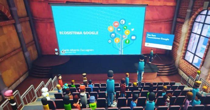 Coronavirus, lanciata in Italia la prima lezione universitaria in realtà virtuale: la creatività non si ferma