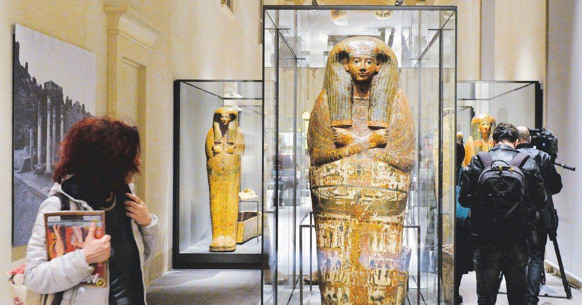Un virus contro i Faraoni: l'Egizio rischia la chiusura