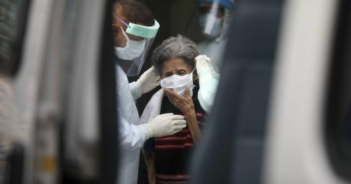Focolaio in una Rsa dopo la festa per la prima dose di vaccino: 28 positivi asintomatici tra anziani e operatori sanitari