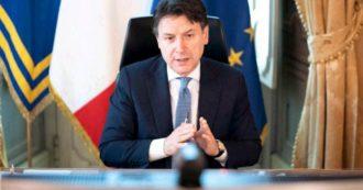 """Conte: """"I 27 leader Ue hanno accettato il Recovery fund, fatti progressi impensabili'. Il ministro Gualtieri (Pd): """"Successo per l'Italia"""". Grillo: 'Forse Europa diventa comunità, Giuseppi apre a qualcosa di nuovo"""""""