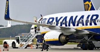 """Coronavirus, Ryanair contro le regole della Fase 2. E scrive agli scali italiani: """"Priorità"""" a chi assicura """"zero tasse"""". Onlit: """"Una minaccia"""""""