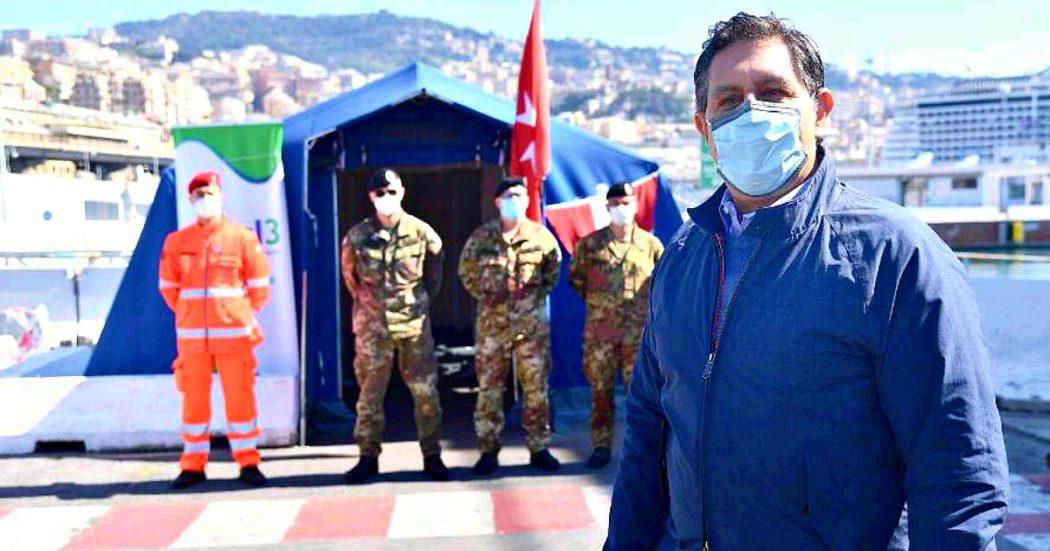 Coronavirus, per la nave-ospedale di Toti a Genova più di un milione di euro a carico della Protezione civile. Un posto letto? Sulla terraferma costa fino a dieci volte di meno. Ecco tutte le cifre finora nascoste
