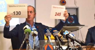 Coronavirus, il Veneto pensa già alla fase 3. Luca Zaia annuncia una nuova ordinanza con riaperture: dai cimiteri al cibo d'asporto