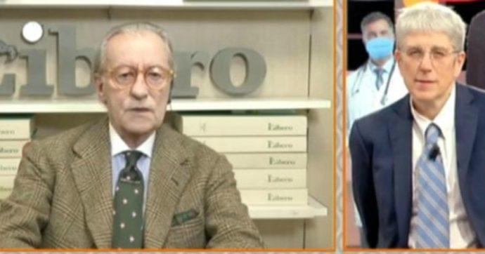 """Lucio Presta contro Mario Giordano: """"Sorrisi complici con Vittorio Feltri, sghignazzando. Ci siamo tolti ogni dubbio su di lui"""""""