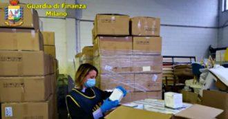 Coronavirus, mascherine senza certificazioni sequestrate a Milano in 12 farmacie. Lodi, denunciato venditore per ricarico del 700%