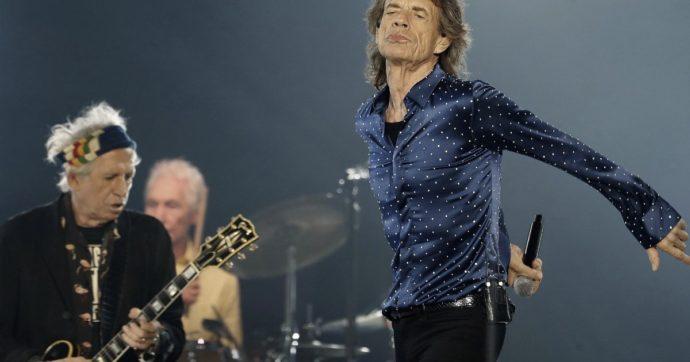 """Rolling Stones, """"sono un fantasma e vivo in una città fantasma"""": il nuovo singolo che sembra scritto per il lockdown"""