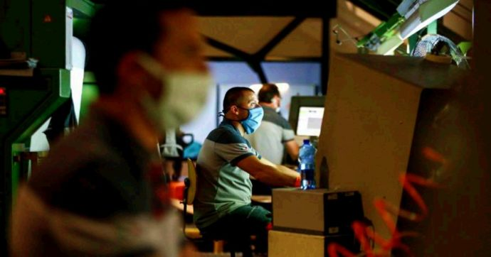 Coronavirus, quasi 200mila aziende riaperte in deroga durante il lockdown: il 55,8% nelle regioni più colpite. Prima la Lombardia