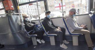 """Coronavirus, le società del trasporto pubblico: """"Se si riduce di nuovo la capienza, restano a piedi in 275mila. E c'è rischio assembramenti"""""""