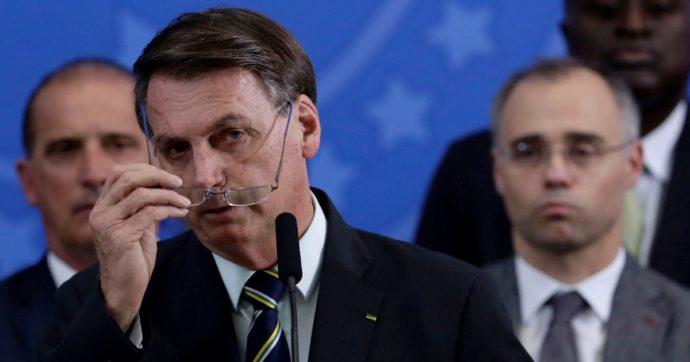 Coronavirus, Brasile: oltre 10mila contagi e 614 morti in 24 ore. Nuovo ministro Salute contro Bolsonaro: 'Forse lockdown necessario'
