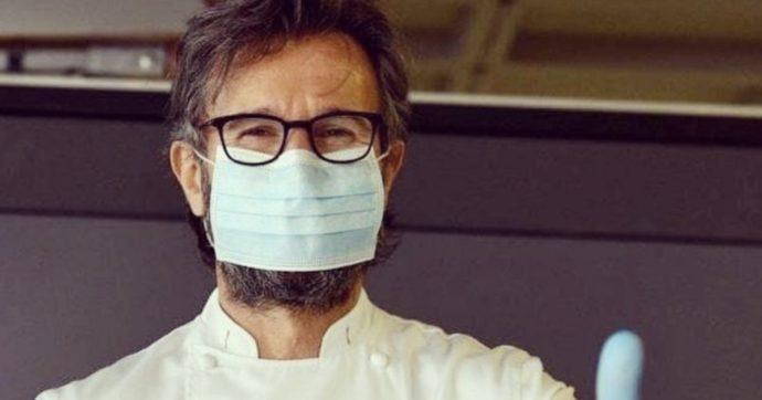 """Carlo Cracco: """"Nel mondo della ristorazione in tanti chiuderanno. Non basta la distanza per riaprire: chiedo tamponi per i dipendenti"""""""