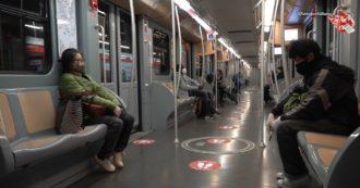"""Coronavirus, le società di trasporto pubblico: """"Necessario eliminare l'obbligo di 1 metro di distanza. Siano imposte solo mascherine"""""""