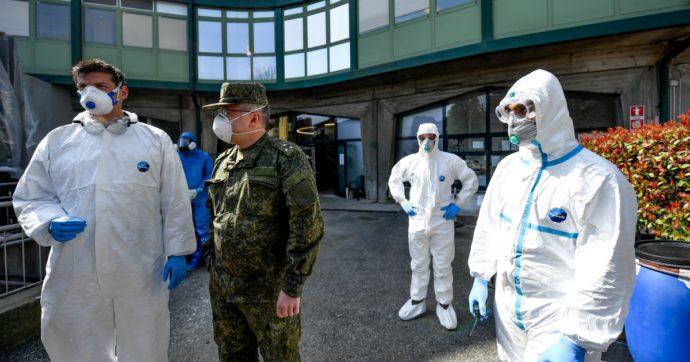 """Coronavirus, il direttore sanitario Ats Milano sui pazienti covid in Rsa: """"Norma buona. Non è che le strutture hanno dichiarato il falso?"""""""