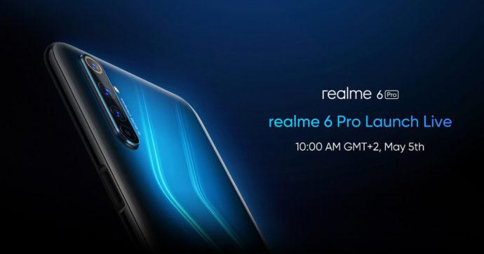 Realme 6 Pro, il nuovo smartphone di fascia media arriva in Italia