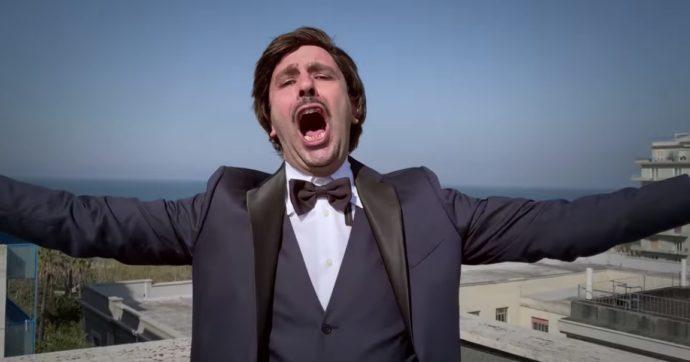Checco Zalone come Modugno: il nuovo video con Virginia Raffaele ...