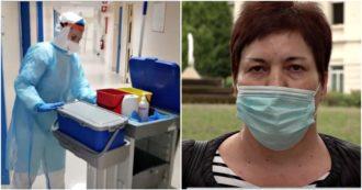 Coronavirus, le addette alle pulizie (in appalto) dell'ospedale di Pavia : 'Nei reparti Covid per 7 euro l'ora. E ora ci tagliano anche lo stipendio'