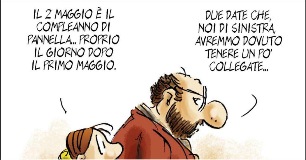 """Lettera a Marco Pannella per i suoi 90 anni: """"Tu che sapevi vedere là dove tutti guardano, hai insegnato che il dialogo è possibile. Di fronte al coronavirus, riprendiamo il tuo appello: 'Stati uniti d'Europa, adesso!"""""""