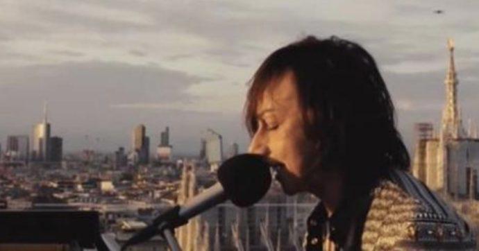 Concerto del Primo Maggio, la Nannini incanta sui tetti di Milano. Lo show fa un share più alto dell'anno scorso ma non emoziona