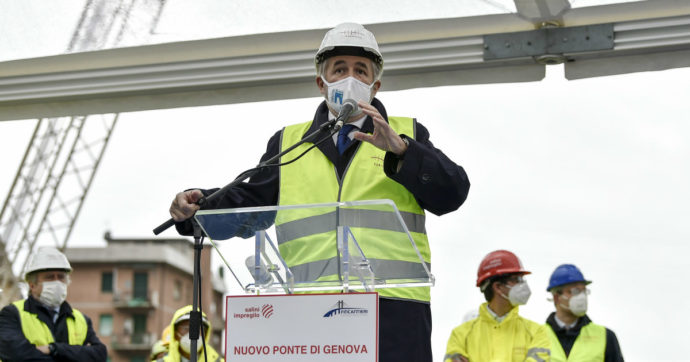 Modello Genova, con i superpoteri del commissario straordinario Bucci tutto è possibile