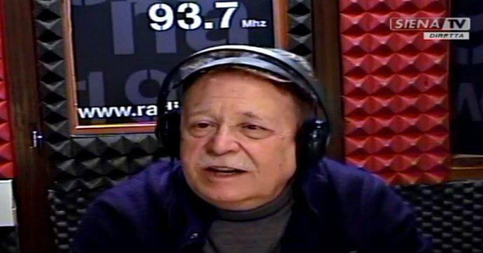 Coronavirus, addio al giornalista sportivo Stefano Montomoli: è stato la storica voce radiofonica del calcio a Siena