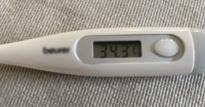 """Coronavirus, Laura Pausini: """"Il termometro digitale passa da 33 gradi a 38 come fosse nulla, meglio quello anni '80"""""""