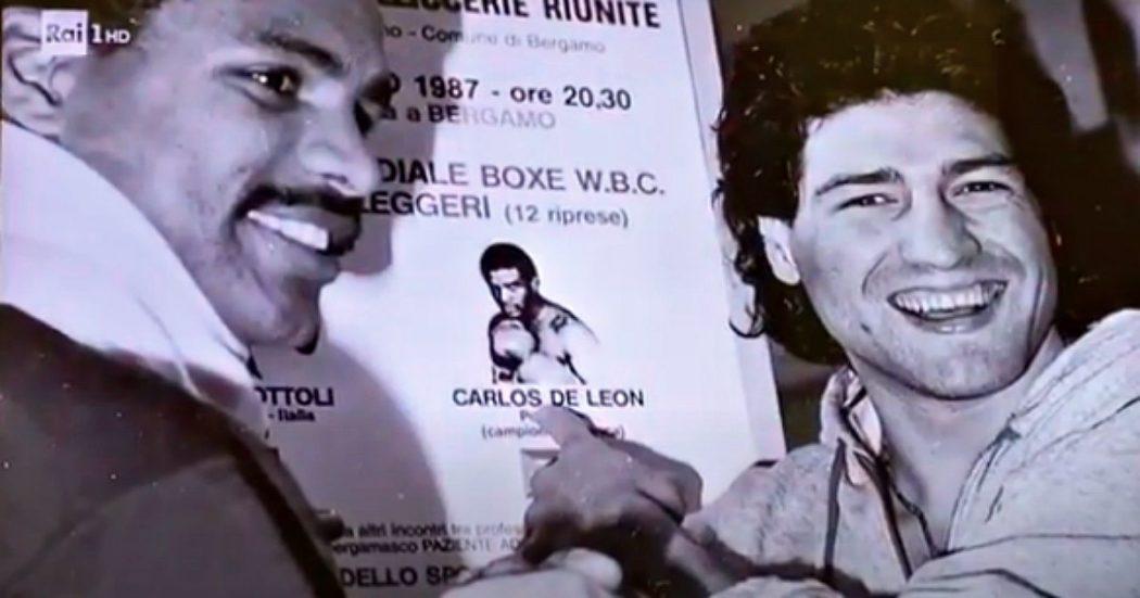 """Angelo Rottoli, il pugile morto dopo la mamma e il fratello. Fu il Bell'Alì di Bergamo, il suo maestro: """"Astuto sul ring e buono di cuore"""""""