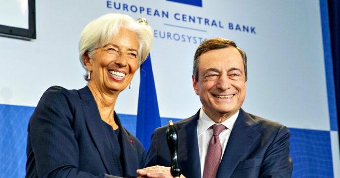 La Bce ha elargito l'ennesima pioggia di soldi alle banche, ma non ai cittadini