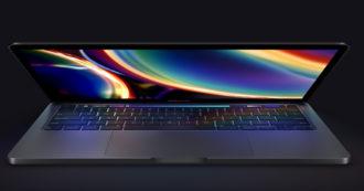 Apple MacBook Pro 13, ufficiale in Italia il nuovo notebook professionale. Si parte da 1529 euro