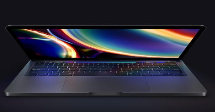 Apple MacBook Pro 13, notebook da 13 pollici per la produttività con sconto di 250 euro su Amazon