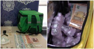 """Coronavirus, l'allarme dell'Interpol: """"Clan usano servizi di consegna a domicilio di cibo per trasportare droga e armi"""""""