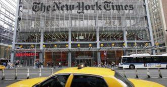 """Coronavirus, il New York Times ai dipendenti in smartworking: """"Rientro in ufficio l'8 settembre"""""""