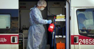 Coronavirus, Mosca supera la Cina per numero di contagi. In Russia 10mila nuovi casi nelle ultime 24 ore
