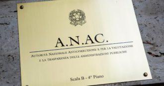 """Corruzione, il rapporto dell'Anac: """"Nella pubblica amministrazione mazzette da 50 euro. Funzionari sotto inchiesta? Vengono trasferiti sopo dopo nostra segnalazione. Mafie, col Covid effetti devastanti"""""""