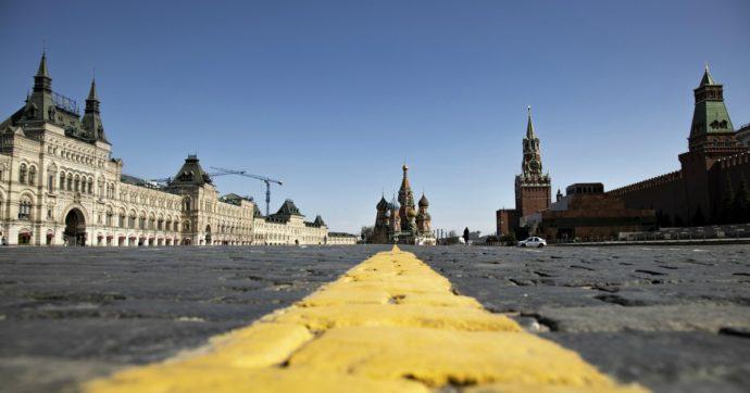 Coronavirus, in Russia non si ferma il boom di contagi: è nuovo record, oltre 11mila in 24 ore