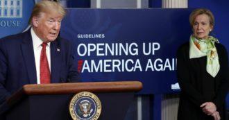 Coronavirus, Trump e la retorica anti-cinese: la lite con Pechino (senza rompere) per nascondere la recessione nell'anno del voto