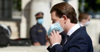 Austria, impennata di nuovi contagi: a Lienz torna l'obbligo di mascherina Ffp2