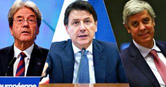 """Eurogruppo, trovato l'accordo sul Mes: unico requisito l'uso dei fondi per spese sanitarie. Conte: """"Insufficiente senza Recovery Fund"""". Maggioranza divisa, M5s: """"Inadeguato"""". Pd: """"Così è un'opportunità"""""""