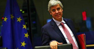 Ue, il portoghese Centeno si dimette da ministro e non si ricandida per l'Eurogruppo. Il nuovo presidente sarà eletto il 9 luglio