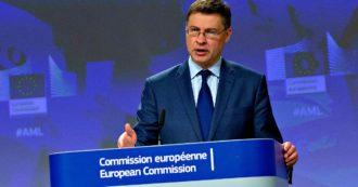 """Ue, le raccomandazioni all'Italia: """"Ampliare reddito di cittadinanza per raggiungere i più vulnerabili. Evitare ritardi nei pagamenti"""""""